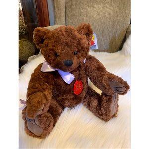 CENTENNIAL TEDDY BEAR II.  LIMITED EDITION